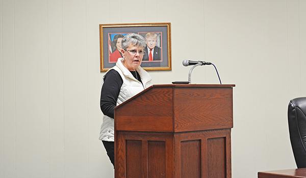 Becky Moore, Treasurer, Cass Kickstart to Careers, Cassopolis School District
